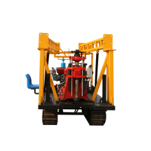 Geological Survey Drilling Rig
