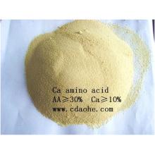 Chélate d'acide aminé de calcium pour l'alimentation animale (acide aminé de farine de soja)