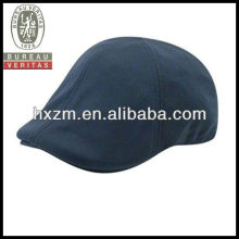 hign quality navy blue cotton berets