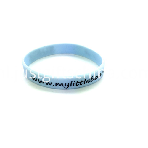 Promotional Printed Silicone Wristbands-180122mm1