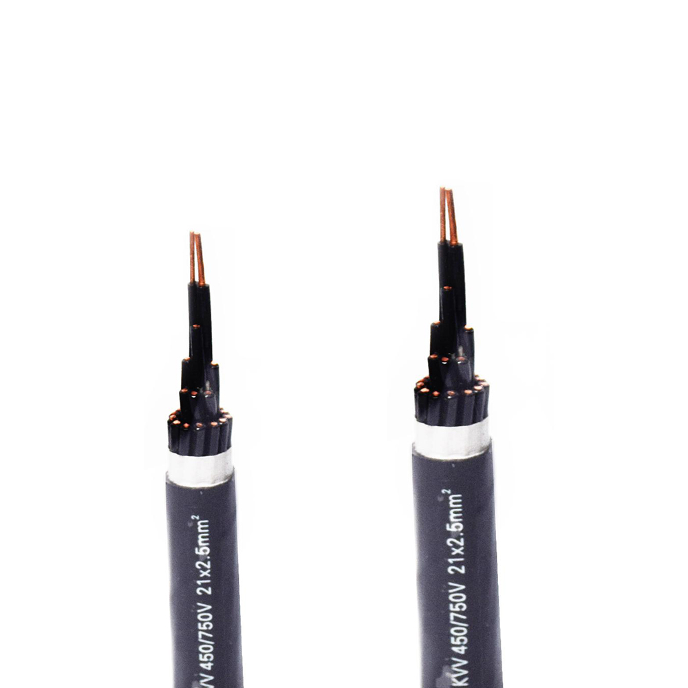 Low Smoke Pvc Control Cables