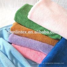 80% poliéster 20% poliamida microfibra toalha de limpeza toalha de microfibra