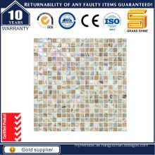 Stein / Marmor Mosaik, Glas Mosaik, Kristall Glas Mosaik, Metall Mosaik Ms207