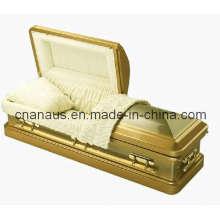 Caixão do funeral (ANA)