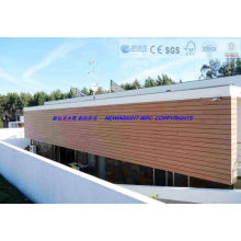 149*21mm Wood Plastic Composite Wall Panel with CE, Fsc, SGS, Certificate