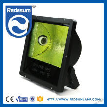 bright flat glass ceramic base E40 IP65 400w most powerful flood light