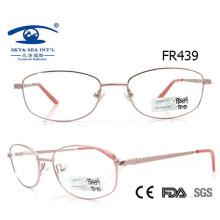 New Metal Glasses Frame Eyewear (FR439)
