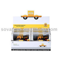 920020890 DIE CAST PULL BACK TRUCK (12PCS/BOX)