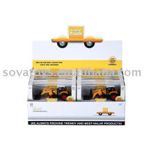 920020890 DIE CAST PULL BACK TRUCK (12PCS / BOX)