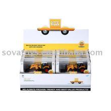920020890 DIE CAST PULL BACK TRUCK (12PCS / BOX)