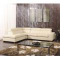 Натуральный кожаный кожаный диван для дивана с электроприводом (825)