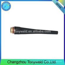 Trafimet TIG 12 consumíveis de soldagem tampa traseira longa 56Y44