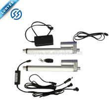 Remote control synchronous 24v electric linear actuator