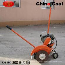 Chine Découpeuse puissante de rail d'essence du groupe 6.5HP de charbon