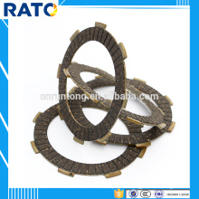 Excellent quality and reasonable price motorcycle transmission friction plates
