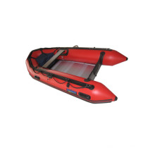 Watersports Inflatable Fishing Boat Speed Boat with Vshape Keel