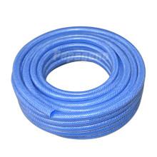 Tuyau d'eau tressé flexible de PVC de 15mm