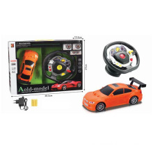 4 Channel Remote Control Car with Light Battery Included (10253156)