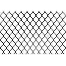 Valla de enlace de cadena revestida de PVC en alta calidad