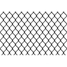 PVC Revestido Chain Link Fence em Alta Qualidade