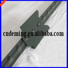 Gebrauchte T Form Zaunpfosten zum Verkauf