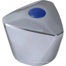 Смеситель ручки из пластика ABS с отделкой Крома (дя-3040)