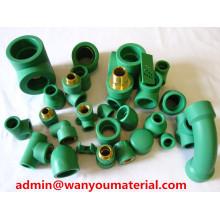 PPR Pipe and Fitting Proveedor profesional Tubo de plástico de alta calidad