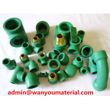 Certified PPR Pipe for Water Supply-Plastic Pipe