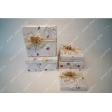 Thai paper handmade bouquet gift box