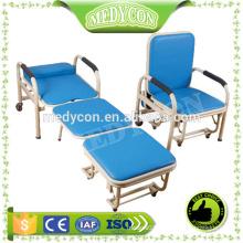 Advanced medical accompanier's chair