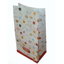 Машина для изготовления бумажных пакетов с печатным блоком