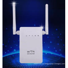 Router inalámbrico inalámbrico 802.11 B / G / N Wireless-N Routers Wi-Fi de red Amplificador de señal Roteador