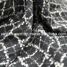 Элегантный печати полиэстер шифон ткань для платье
