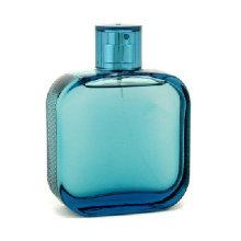 2015 Bouteilles de parfum en verre transparentes irrégulières vendues chaudes pour Gentleman