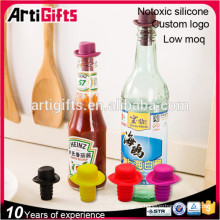 Factory Direct Sale Bottle Stopper Cheap Price Silicone Rubber Wine Bottle Stoppers
