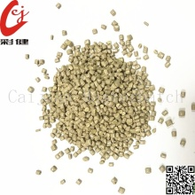 Khaki Color Masterbatch Granules