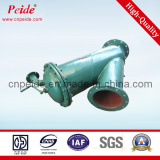 Carbon Steel Manual Water Filter for Recycling Water System