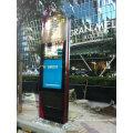 65inch Digital Signage LCD Display für Busbahnhof