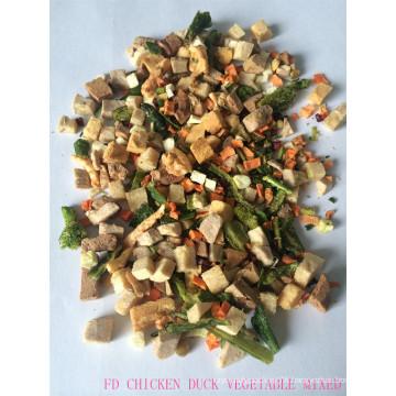 Freeze Dried Mix Fruit Vegetables Dog Food