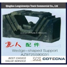 HOWO Truck Parts Shape Support