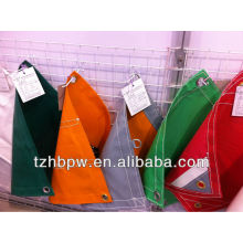 Weatherproof PVC Coated Tarpaulin Sheet for Awning Cover