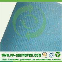 Tissu non tissé imperméable de DOT de pp