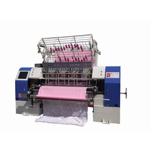 Dongguan Yuxing High Speed Quilting Machine Sewing, 2meters Duvet Shuttle Quilting Machine, 76 Inches Multi-Needle Quilter
