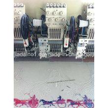 Máquina de bordar de mistura de 33 cabeças