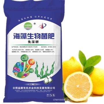 Algen-Dünger mit Huminsäure für Gesundheit Lebensmittel