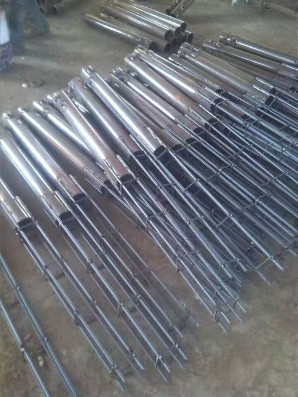 rebar ground screw
