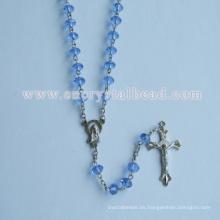 Joyería de plata perlas pendiente Christian Rosario