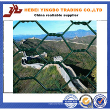 Certificado ISO9001 Fabricante Rust Proof Hexagonal Wire Mesh