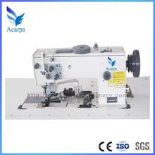 Máquina de costura de encadernação e corte automático de alimentação composta para colchão Da767h-Ae