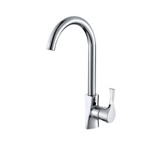 New Style Stainless Steel Fashion Kitchen Taps Sink Faucet Kitchen Faucet